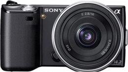 Фотоаппараты - Sony Alpha NEX-5 Body (без объектива), 0