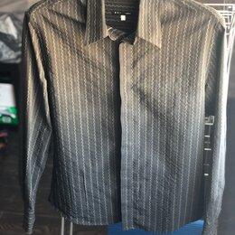 Рубашки - Мужская рубашка Sasch original б/у, 0