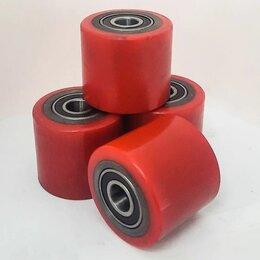 Шины, диски и комплектующие - Ролики ПОЛИУРЕТАН для гидравлических тележек , 0