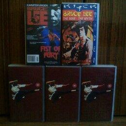 Видеофильмы - Видеокассеты Bruce Lee -collection , 0