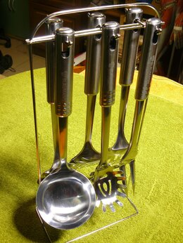 Наборы посуды для готовки - Поварской набор Blaumann (7предм.), 0