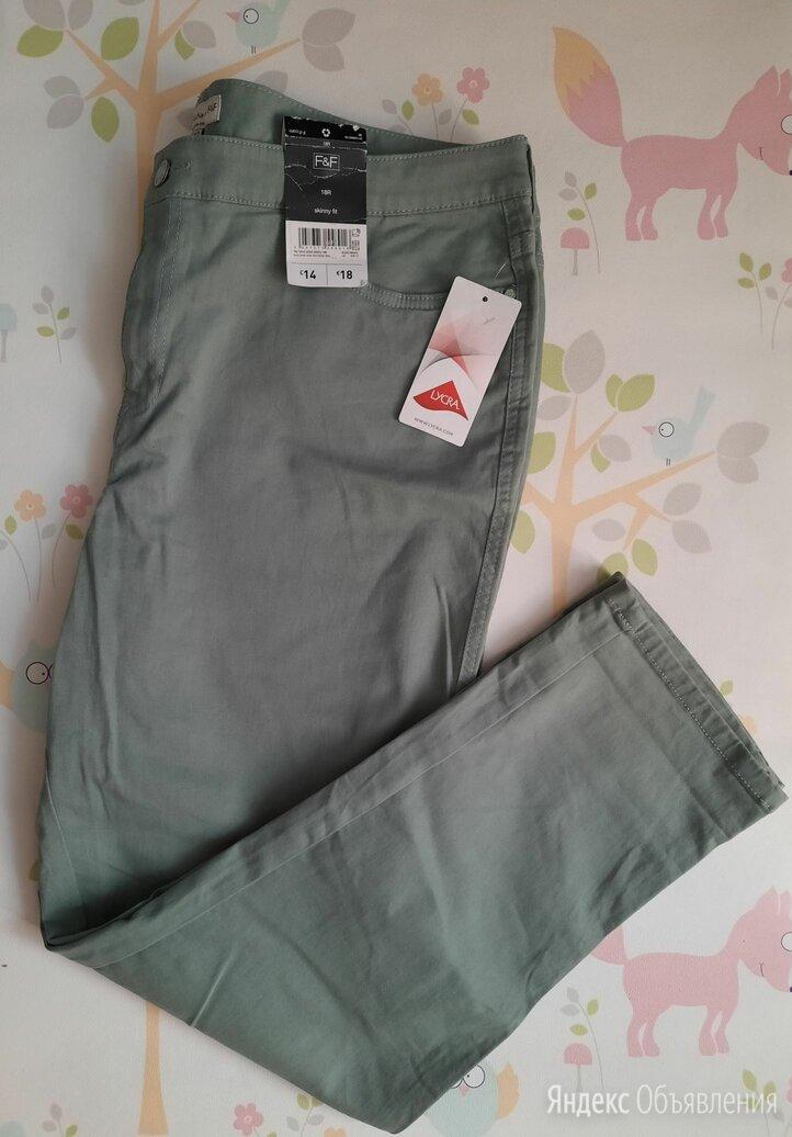 Новые брюки джинсы F&F из Англии по цене 1100₽ - Брюки, фото 0