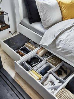 Кровати - Выдвижной кроватный ящик Сонгесанд Икеа, 0