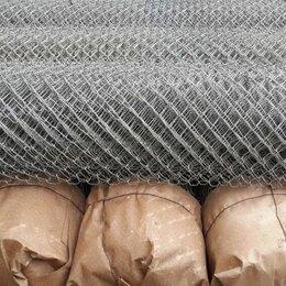 Заборчики, сетки и бордюрные ленты - Продается сетка рабица оцинкованная Хотьково, 0