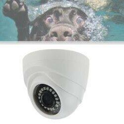 Камеры видеонаблюдения - 2 ух мегапиксельная AHD камера видеонаблюдения, 0