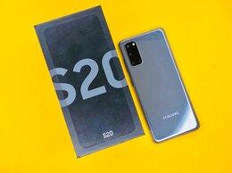 Мобильные телефоны - Samsung Galaxy S20 128Gb Gray, 0