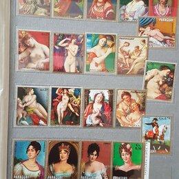 Марки - Коллекция марок , 0