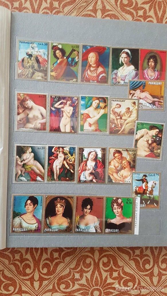 Коллекция марок  по цене 13700₽ - Марки, фото 0