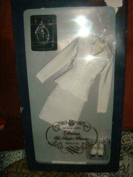 Аксессуары для кукол - Костюм белый для куклы Принцесса Диана Princess…, 0