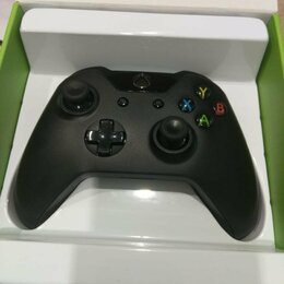 Рули, джойстики, геймпады - Джойстик (контроллер) Xbox One оригинал, 0
