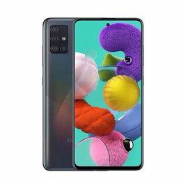 Мобильные телефоны - Samsung galaxy a51 128gb. Чёрный. Новый, 0
