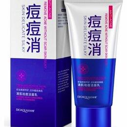 Очищение и снятие макияжа - Пенка для умывания с анти-акне эффектом на основе масла дерева Ши Bioaqua, 0