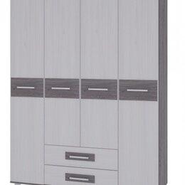 Шкафы, стенки, гарнитуры - Шкаф 4-х дверный Вега М-1, 0
