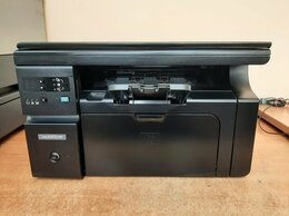 Принтеры и МФУ - Лазерное МФУ HP LJ M1132 MFP, 0