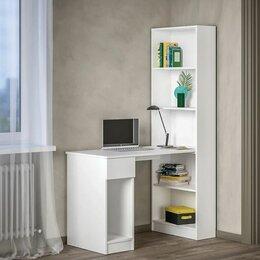 Компьютерные и письменные столы - Стол Лайт 10.01, 0