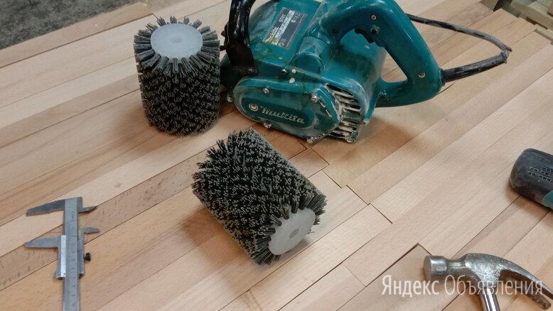 Щётки для браширования Makita 9741, P80 по цене 1900₽ - Для шлифовальных машин, фото 0