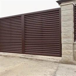 Заборы и ворота - Ворота, калитки., 0