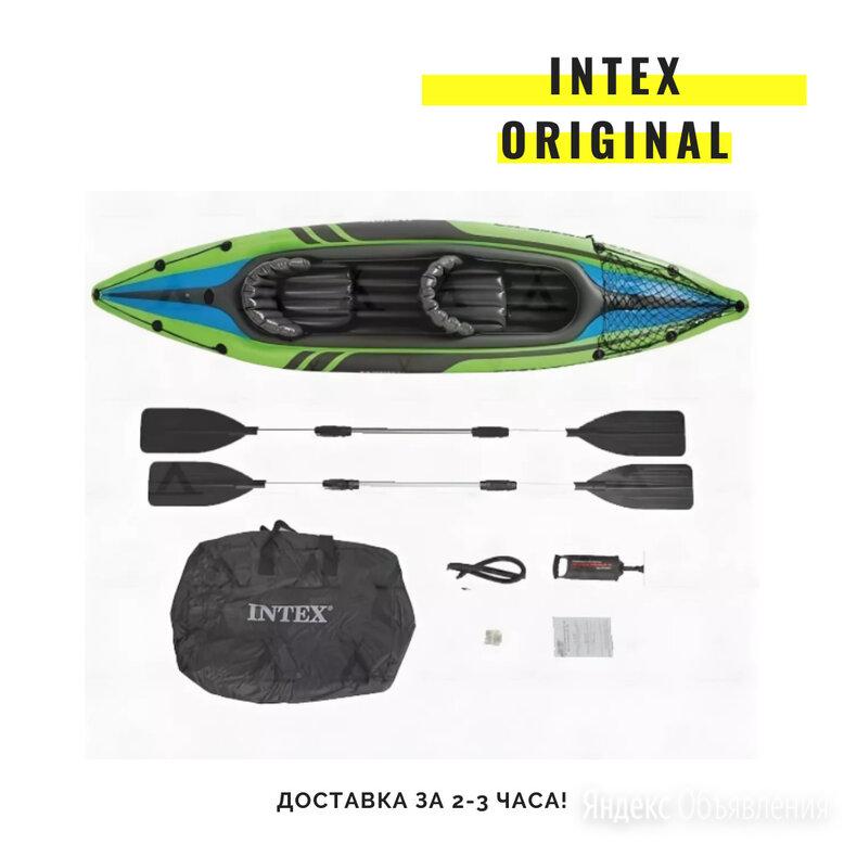 Надувные каяки байдарки лодки двухместные пвх  по цене 14990₽ - Надувные, разборные и гребные суда, фото 0