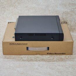 Видеорегистраторы - 16-ти Канальный AHD регистратор видеонаблюдения, 0