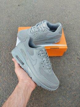 Кроссовки и кеды - Кроссовки Nike Air Max 90 Grey , 0