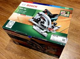 Дисковые пилы - Дисковая пила Bosch PKS 40, 0