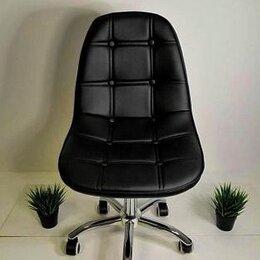 Компьютерные кресла - Компьютерное кресло SC-413 черный, 0