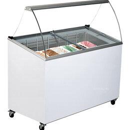 Прочее оборудование - Витрина для мороженого UGUR UDR 7 SCE, 0