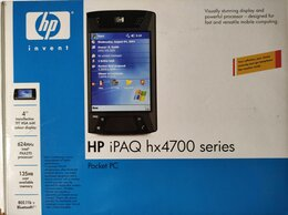 Планшеты - Мощный КПК HP iPAQ hx4700, 0