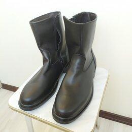 Ботинки - Ботинки зимние 43 размера на меху кожаные Новые, 0