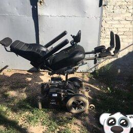 Приборы и аксессуары - Инвалидное кресло коляска с электроприводом , 0
