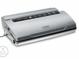 Упаковочное оборудование - Вакуумный упаковщик CASO VC 300, 0