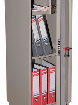 Шкафы для документов - Шкаф бухгалтерский КОНТУР КБ-041 Т, КБС-041 Т, 0