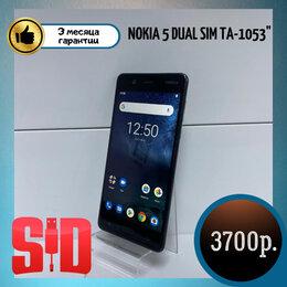 Мобильные телефоны - Nokia 5 Dual sim TA-1053, 0
