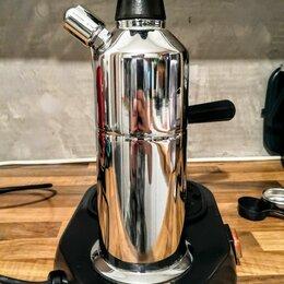 Кофеварки и кофемашины - Леверная рожковая эспрессо кофеварка La Pavoni Mignon, 0