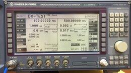 Лабораторное оборудование - Сервисный монитор радиосвязи Rohde & Schwarz CMS54, 0