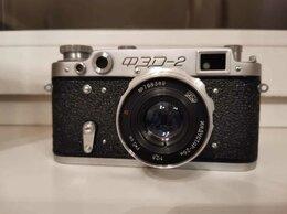 Фотоаппараты - Фотоаппарат ФЭД-2 в рабочем состоянии, 0