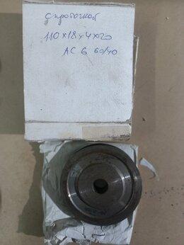 Станки и приспособления для заточки - Круг алмазн.плоск.1А1 110*18*4*20 АС6 60/40с…, 0