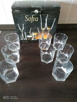 Бокалы и стаканы - стакан, фужер, бокал, 0