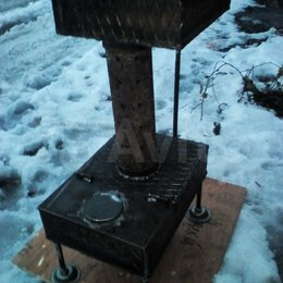 Камины и печи - Масляная печка, 0