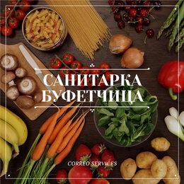 Санитарка - Санитарка буфетчица (Беломорская), 0