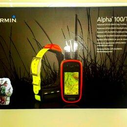GPS-навигаторы - Garmin Alpha 100 T5, 0