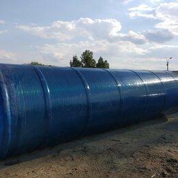 Септики - Емкость для канализации 5000 литров, 0
