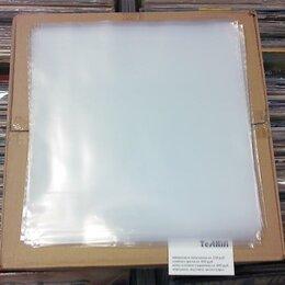 Виниловые пластинки - плотные внешние пакеты для винила без клапана.…, 0