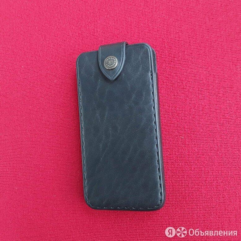 Чехол кобура для телефона ручной работы кожаный  по цене 2000₽ - Чехлы, фото 0