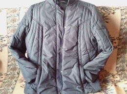 Куртки - Куртка женская чёрная размер 54, 0