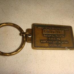 Брелоки и ключницы - Брелок для ключей почтовой службы США винтаж 90 х годов, 0