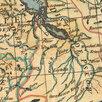 Гравированная кабинетная карта 1758 года России и северных стран S6710 по цене 220000₽ - Гравюры, литографии, карты, фото 13