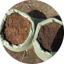 Удобрения - Навоз в мешках по 60 литров и навалом от 2 кубов., 0