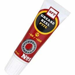 Аксессуары для экшн-камер - Смазка для катушек SFT Grease Reel PTFE красный тюбик, 0