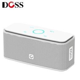 Портативная акустика - Bluetooth колонка Doss SoundBox Touch, 0